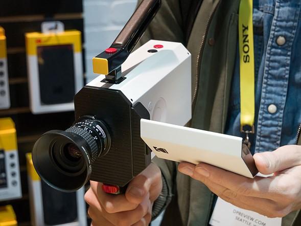 Kodak shows off Super 8 camera in first sample reel: Digital