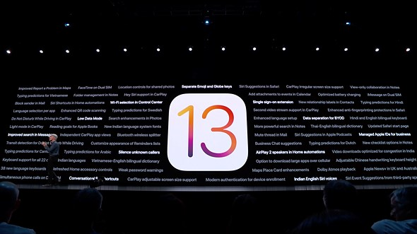 iOS 13.2 beta adds the ability to change resolution, frame rate of video in stock Camera app