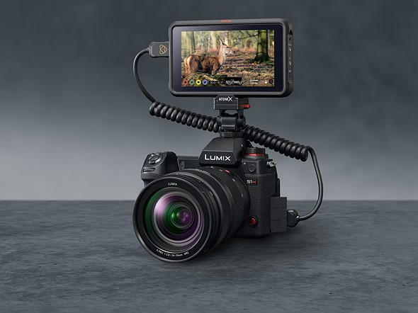 ProRes Raw video capture delayed for Lumix S1H, but firmware v2.0 still set to ship next week