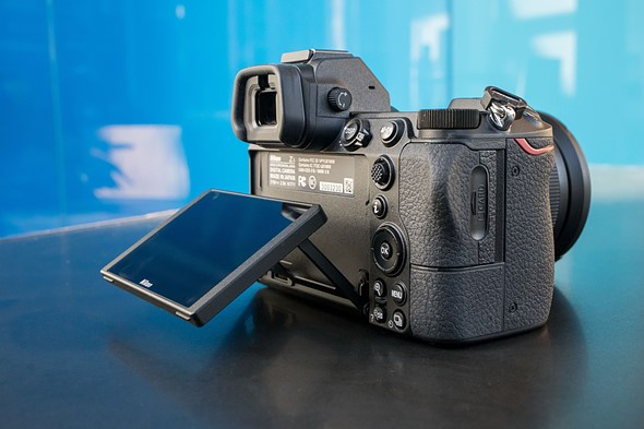 Nikon Z6 Review: Digital Photography Review