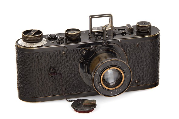 The most expensive camera in the world: 1923 Leica sells for $2.97M at auction