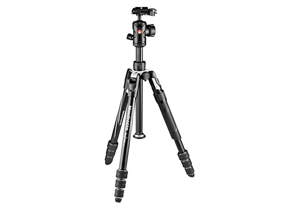 Manfrotto adds new two-in-one tripod to its Befree lineup