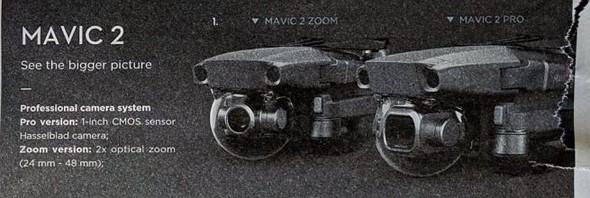 b11afbec0ff DJI Mavic 2 drones leak with Zoom and Pro model variants: Digital ...