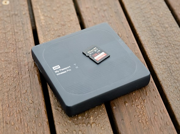 Accessory review: Western Digital My Passport Wireless Pro 1