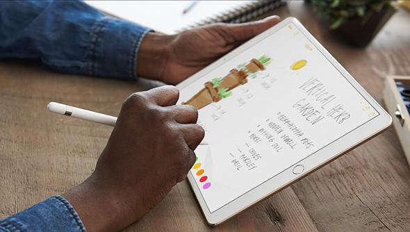 Apple updates iPad Pro display, processor and camera