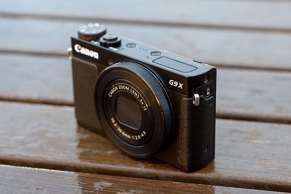 Gear of the Year: Carey's choice - Canon PowerShot G9 X: Digital