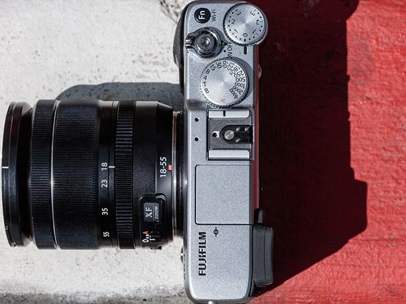 Still solid: Fujifilm X-E2S Review 3
