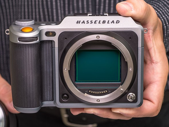 Mirrorless is 'probably' the future: an interview with