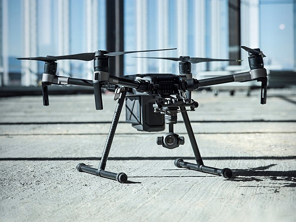 DJI brings its Geospatial Environment Online 2.0 system to airports in 32 European countries