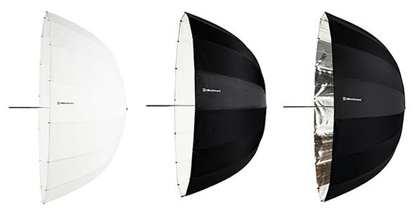 Elinchrom launches improved Deep Umbrellas 1