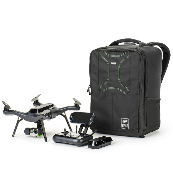 Think Tank Airport Helipak for 3DR Solo drone and Airport Advantage bags now available 2