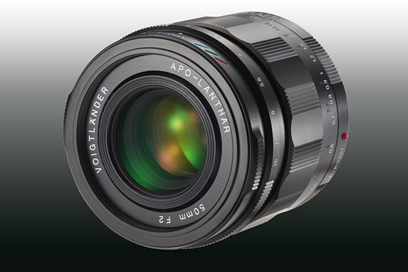 Voigtlander announces upcoming release of a 50mm F2 APO-Lanther lens for Sony E-mount