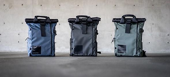 PRVKE 21 is a rugged and versatile camera backpack 2