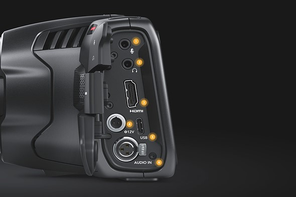 Blackmagic Design Unveils The Pocket Cinema Camera 6k Digital Photography Review