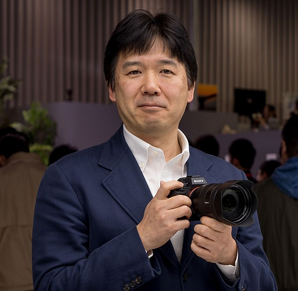 CP+ 2019: Sony Interview - 'First full-frame, then APS-C