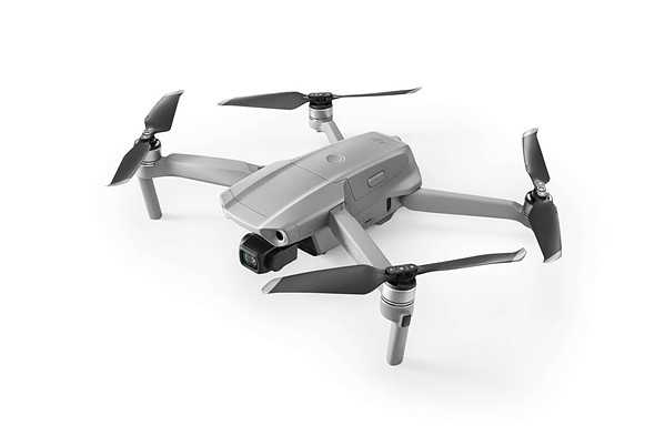DJI's new Mavic Air 2 firmware update allows for 4x zoom, 4K hyperlapse, and more