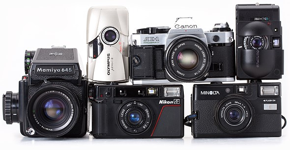Analog gems: 10 excellent, affordable film cameras: Digital
