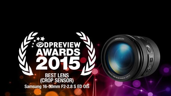 Winner: Samsung NX 16-50mm F2.0-2.8 ED OIS