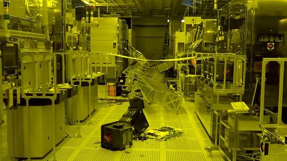 Sony Kumamoto sensor factory: first public footage of the 2016 earthquake