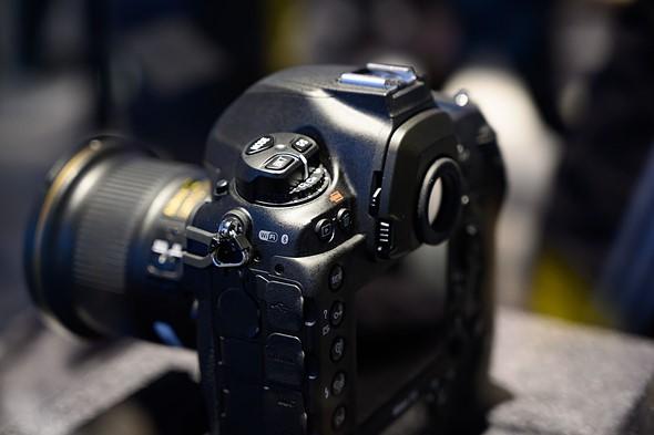 Nikon D6: First look