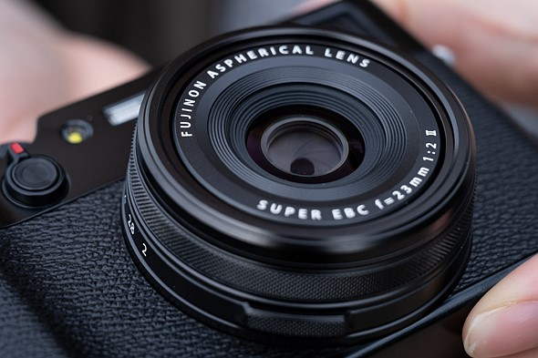 New-ish lens