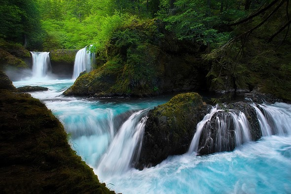 8 creative tips for shooting waterfalls: Digital Photography Review
