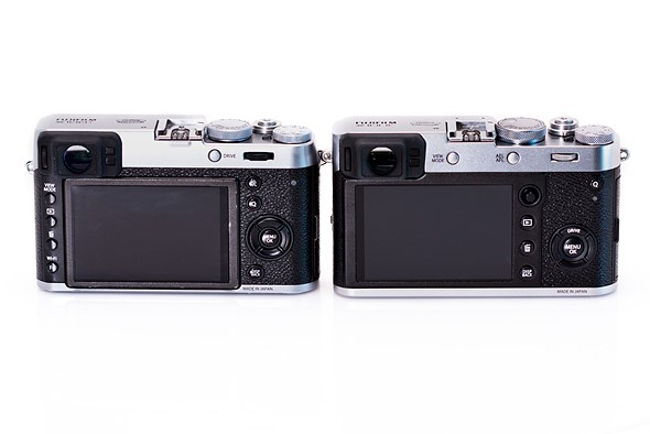 Fujifilm X100F Vs X100T Whats New Changed And Is It