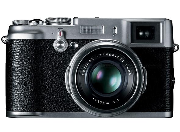 2010 - Fujifilm Finepix X100