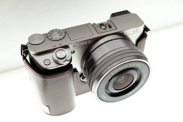 CP+ 2014: Hands-on with Sony a6000