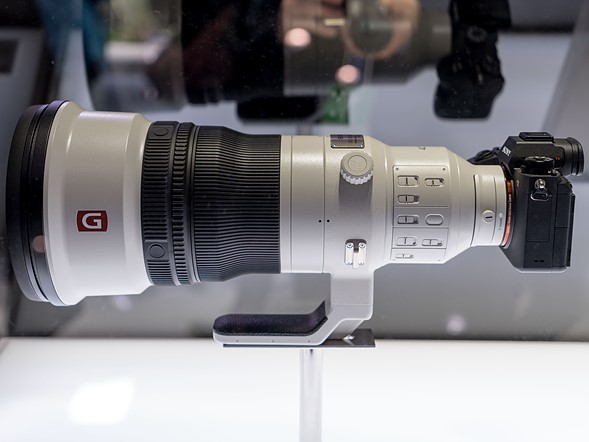 First look: Sony 400mm F2.8 G Master OSS