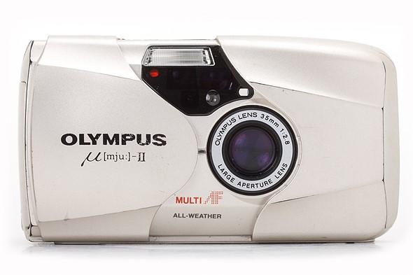 Olympus Stylus Epic