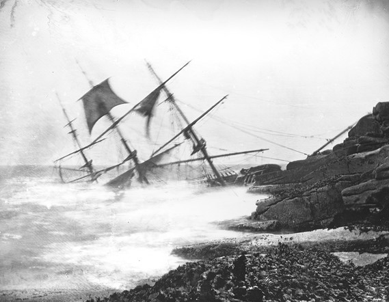 Family business documented shipwrecks