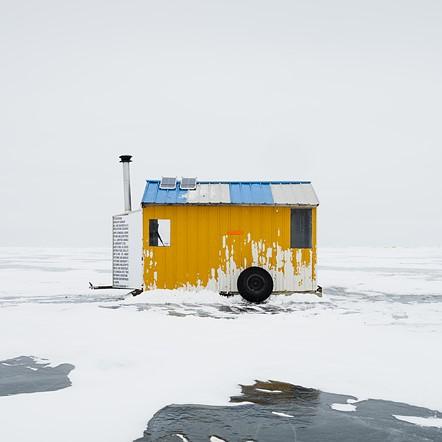 "Category Winner, Professional, Architecture: 'Ice Fishing Hut XV' by <a href=""https://www.sandraherber.com/"" rel=""noopener"" target=""_blank"">Sandra Herber</a> (Canada)"