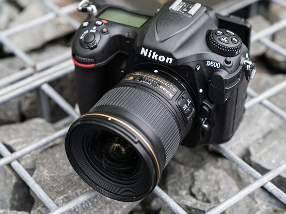 Should you upgrade from a D500? Probably not.