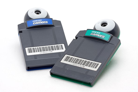 Throwback Thursday: Game Boy Camera