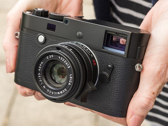 Leica M Monochrom (Typ 246) hands-on