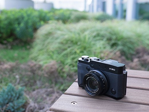 Fujifilm is still making really pretty-looking cameras