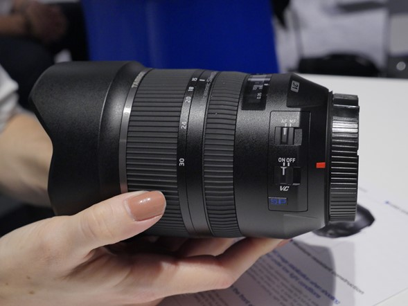 Photokina 2014: Hands on with the Tamron 15-30mm F2.8