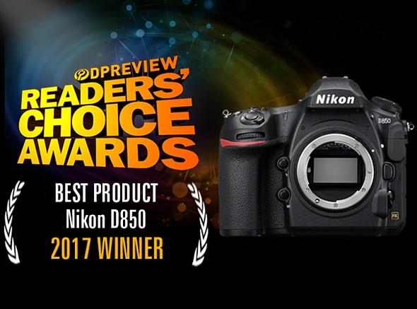Winner: Nikon D850