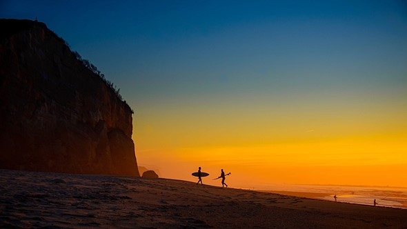 <strong>Finalist: 'Portugal Sunset' by Peter 'JOLI' Wilson</strong>
