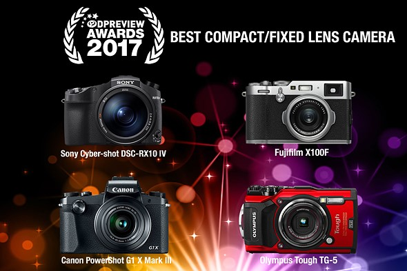 Best compact/fixed lens camera