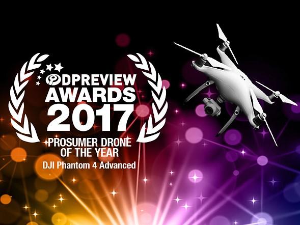 Winner: DJI Phantom 4 Advanced