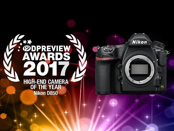 Joint-winner: Nikon D850