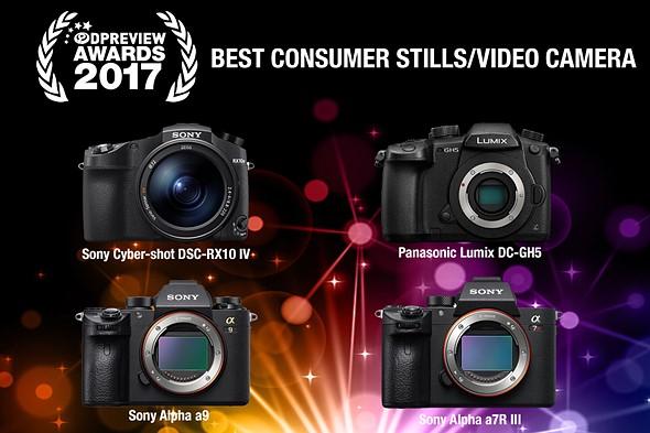 Best consumer stills/video camera