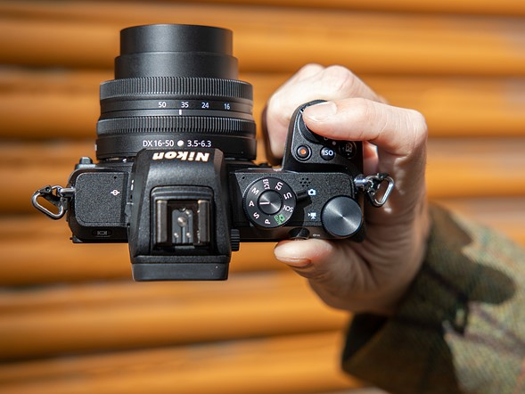 Hands-on with the new Nikon Z50 and kit lenses