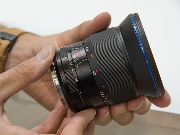 Photokina 2016: Hands-on with Laowa 15mm F2 FE and 7.5mm F2 MFT