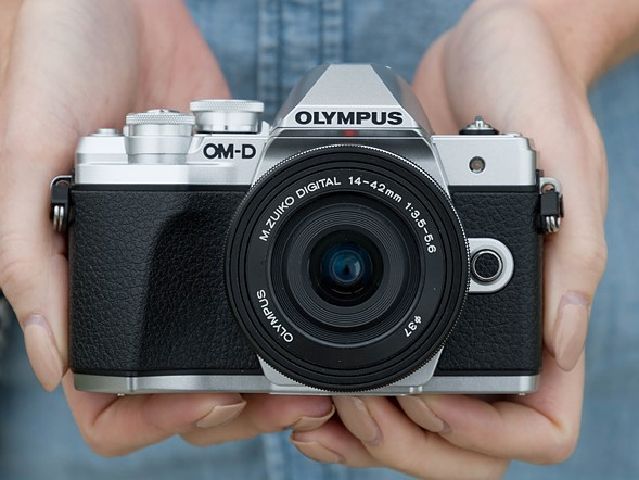 Hands-on with the new Olympus OM-D E-M10 Mark III