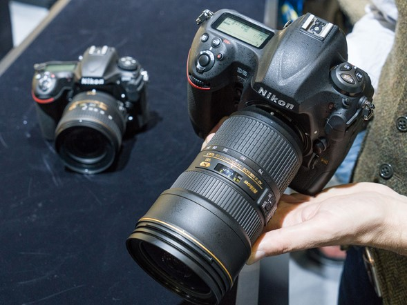 CP+ 2016: Nikon shows off new D5, D500 and DL compacts