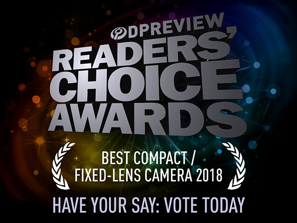 Best compact / fixed-lens camera of 2018