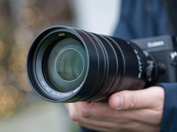 Hands-on with the Panasonic Leica DG Vario-Elmar 100-400mm F4-6.3 lens